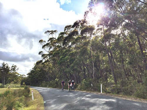Tourist Road. Leave no man behind #roadcycling #ridethehighlands