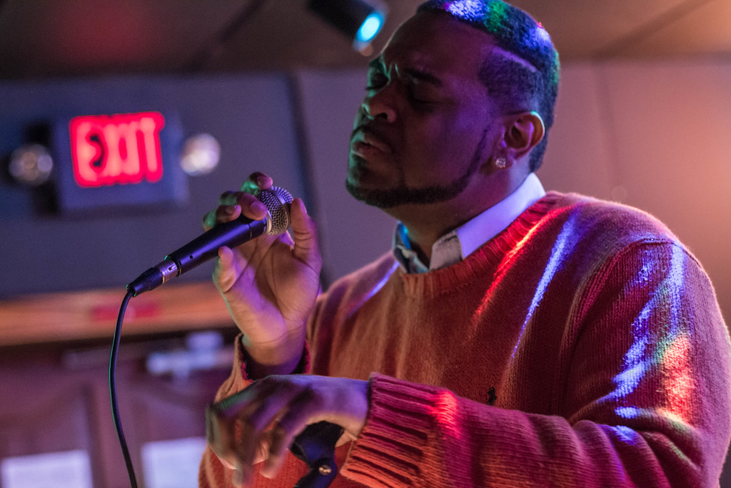 Jus B | Dominique Morgan EP Release | The Down Under Lounge | 12/04/2015