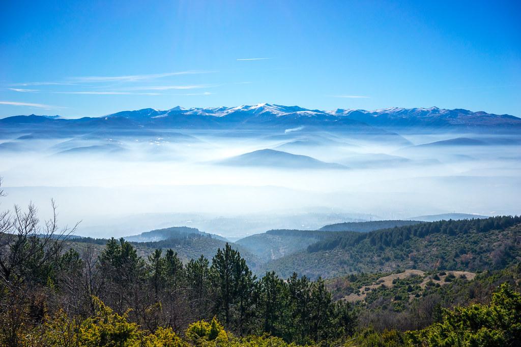 Mt Vodno, MACEDONIA