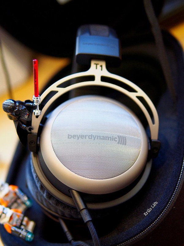 Beyerdynamic T1 2nd 原力覺醒