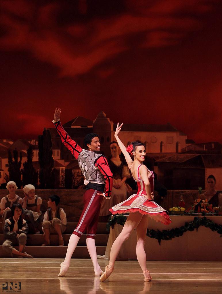 Lindsi Dec Pacific Northwest Ballet