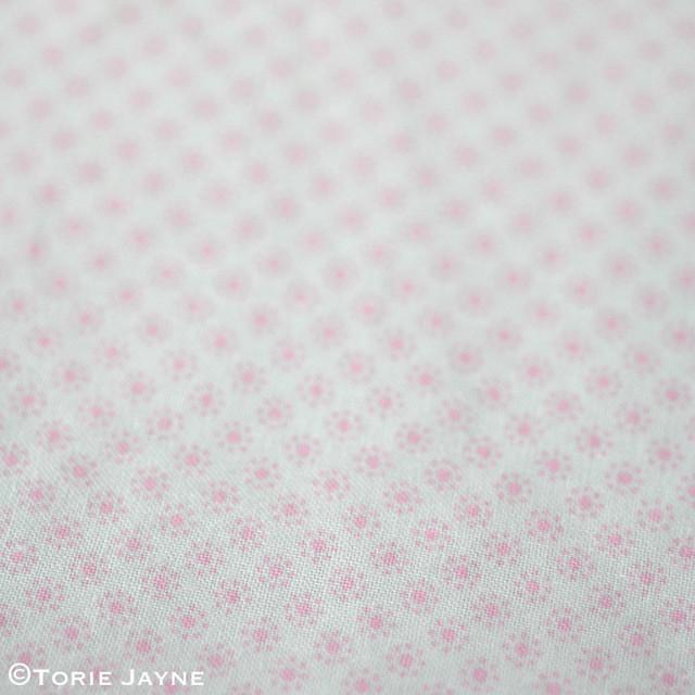Tilda Nina Pink Fabric