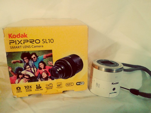 Heavy on Fashion Gift/Shopping Guide Holiday15- Kodak Smart Lens Camera
