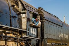 Union Pacific 844 | 4-8-4 Steam | UP Hulbert Lead 3