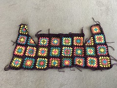 Crochet starting to take shape