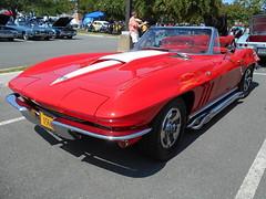 1966 Chevy Corvette Convertible