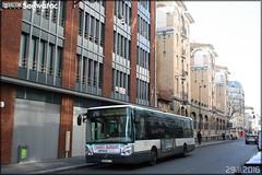 Irisbus Citélis Line - RATP (Régie Autonome des Transports Parisiens) / STIF (Syndicat des Transports d'Île-de-France) n°3170
