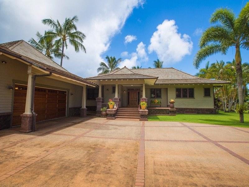 Гавайский дом Уилла Смита