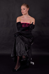 Carien VDC Evening Gown Photoshoot Part 2