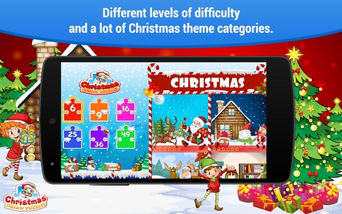 christmas jigsaw puzzles kids