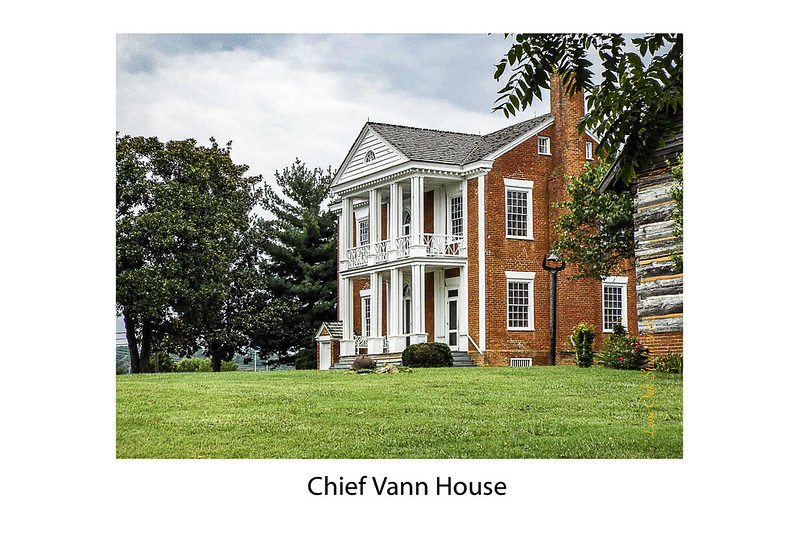 Chief Vann House