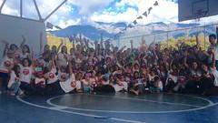 Plan Vacacional en Los Curos con Cátedra de La Paz 2015