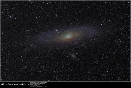 20150815_Andromeda Galaxy