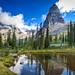 Canadian Rockies by Loren Mooney