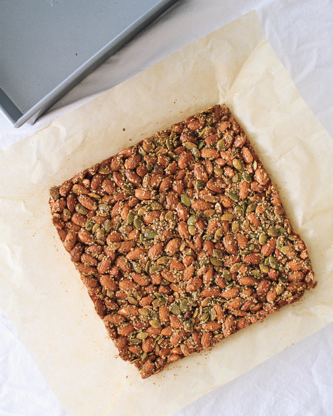 Spicy Nut & Seed Protein Bar