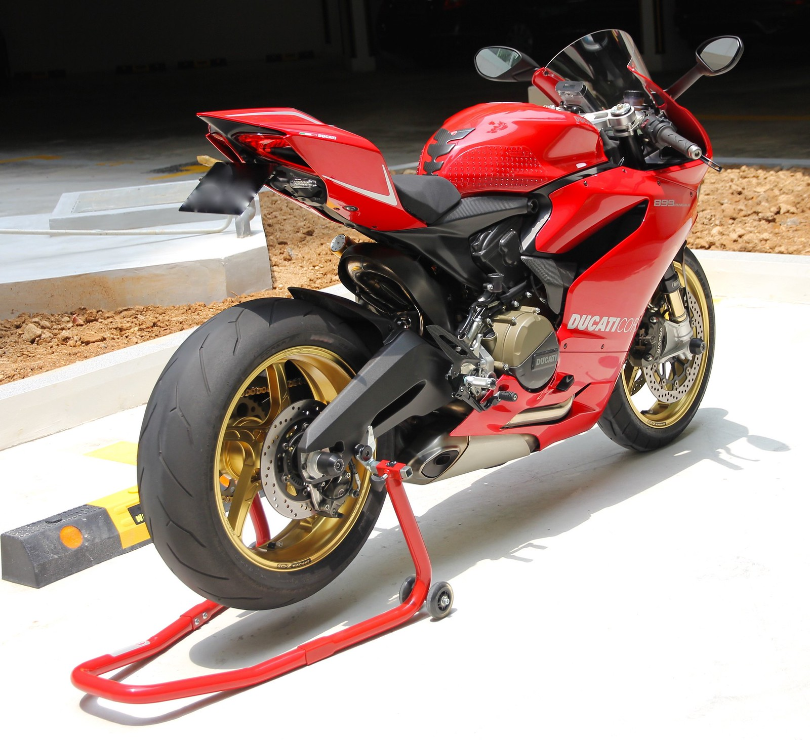 Ducati Performance Dust Cover