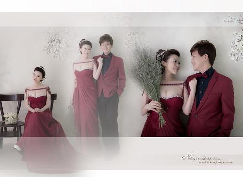 [推薦]低調政商名流的愛情故事都在高雄聖羅雅麗緻婚紗_陳美雅議員 (5)