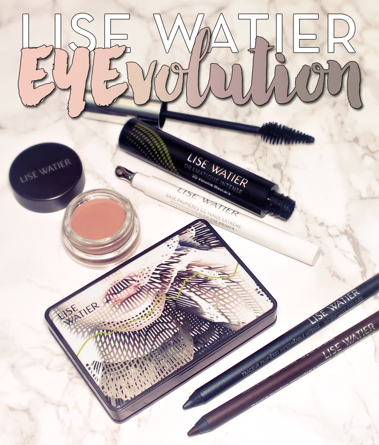 Lise Watier EYEvolution fall 2015