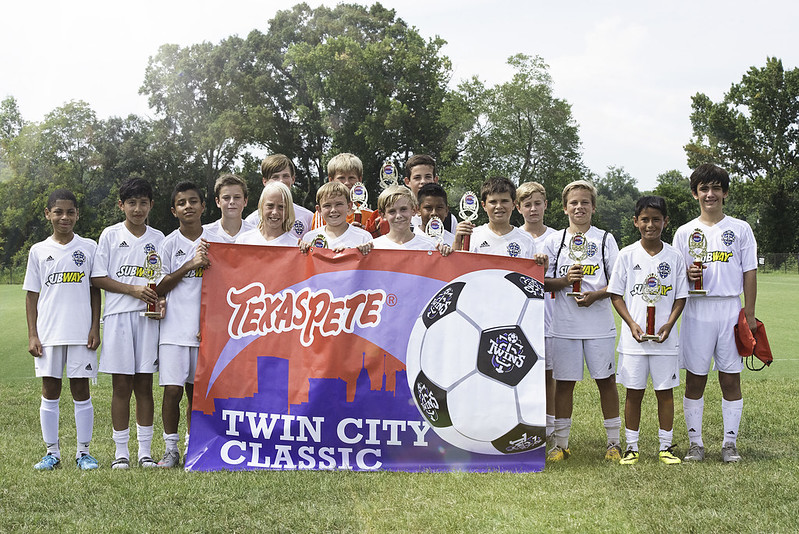 Champs Twin city classic