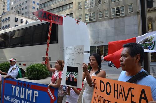 New York Trump demonstration Aug 15 (4)