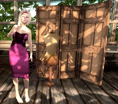 Serenity Style Dizzie Set for Sept Mesh Avenue Event