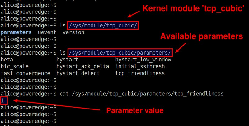 How to find information about built-in kernel modules on Linux - Ask