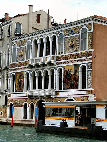 Venice - Grand Canal - Accademia