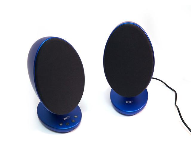 英國絕美 KEF EGG 喇叭系統,好看好聽還有好用無線! @3C 達人廖阿輝