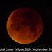 Total Lunar Eclipse 28th. September 2015. by Owen Llewellyn