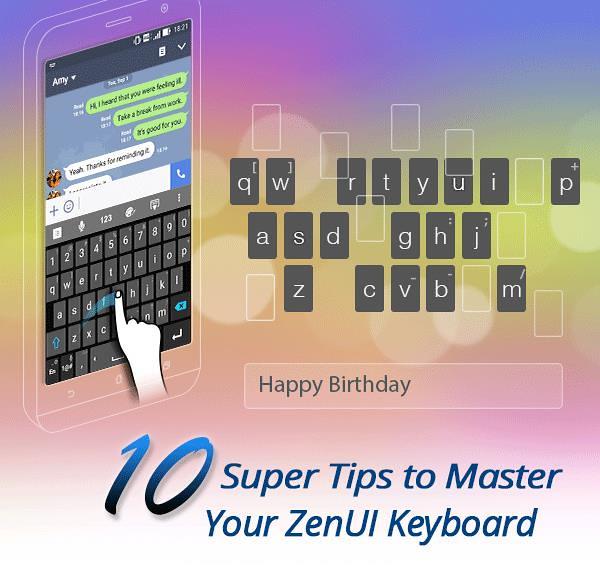 10 Mẹo Siêu hay để sử dụng thành thạo ZenUI keyboard - 93162