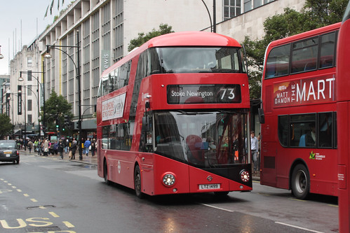 Arriva London North LT499 LT1499