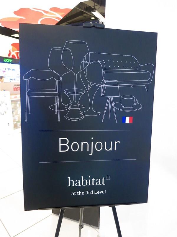 Habitat opens at BGC