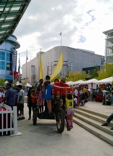 Silver Spring Maker Faire, September 20, 2015
