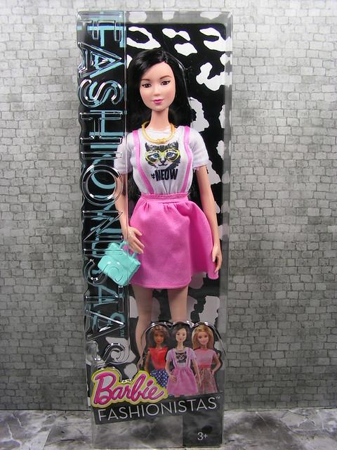 2014 Barbie Fashionistas CLN66 (4)