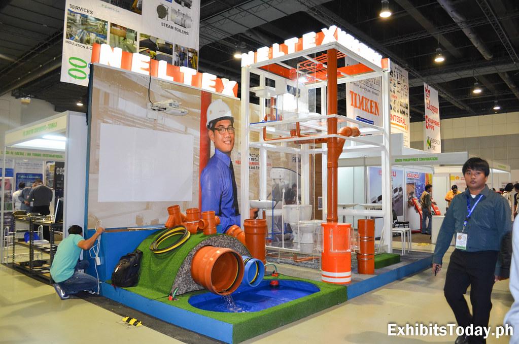 Neltex Trade Show Display