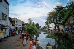 Semarang | Back waters