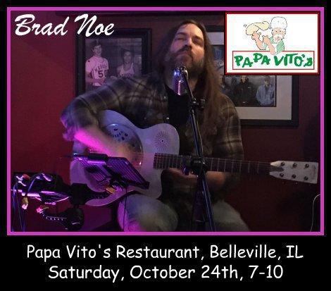 Brad Noe 10-24-15