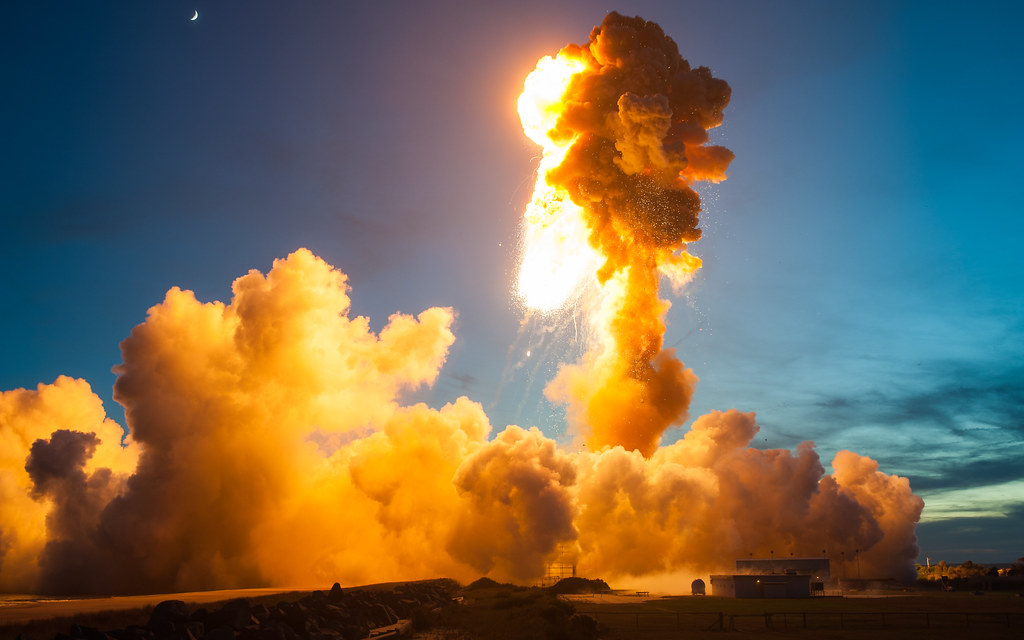 Orbital ATK Antares Launch (201410280034HQ)