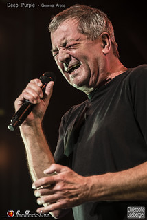 Deep Purple @ Geneva Arena