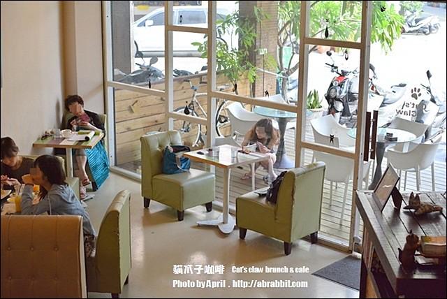 22496562996 4660bbd941 z - [台中]貓爪子咖啡--早午餐豐盛,店內有四隻貓兒超可愛!@北區 大德街 中國醫