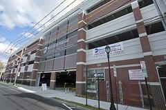 Metro-North's North White Plains Parking Garage