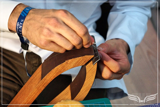 The Establishing Shot: SALONQP 2015 - JEAN ROUSSEAU MASTER STRAP-MAKER - SAATCHI GALLERY, LONDON