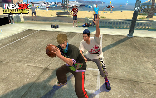 NBA2K Online - OBT PR Image - 5