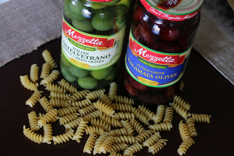 Tomato-Olive-Rotini-Pasta-recipe-3