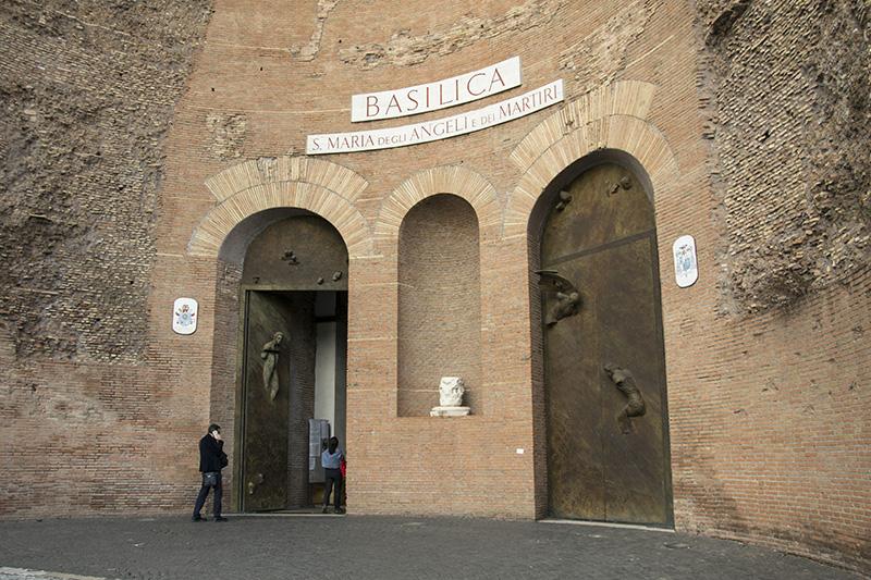 Santa Maria degli Angeli - Roma