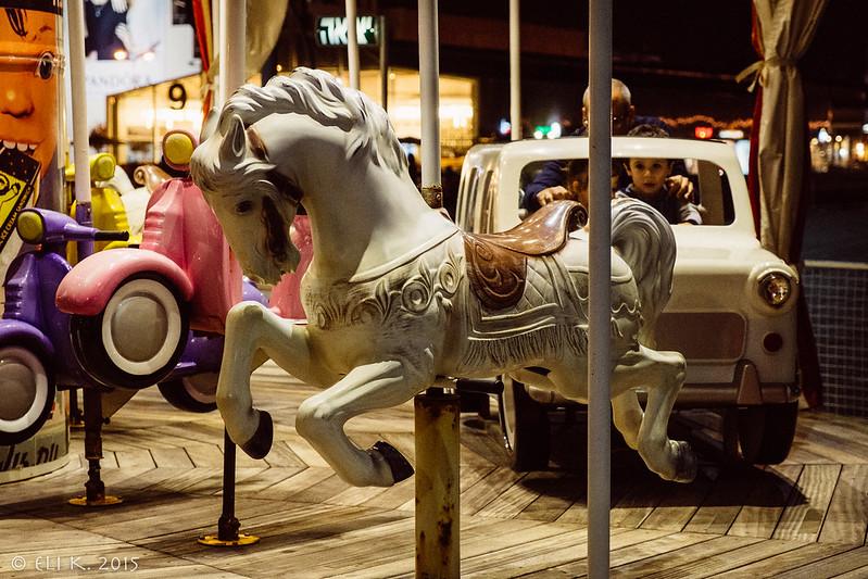 Carousel, Tel Aviv Port