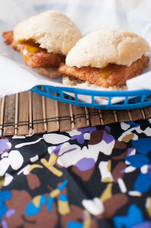 Graham Cracker Chicken Biscuits 2