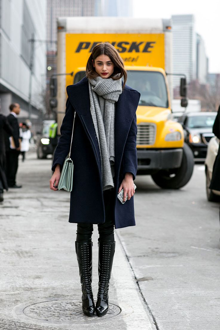 casual winter outfits street style inspiration8