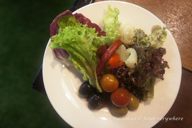 5.The BBP Gastropub @ The Club, Bukit Utama