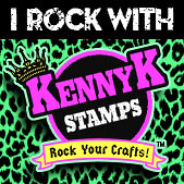 KennyK-Stamps-BADGE-IRockWITH-green